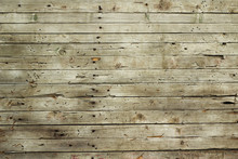 Old Gray Rotten Wood Planks Abstract Background