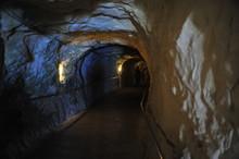 Cave In Rosh Hanikra