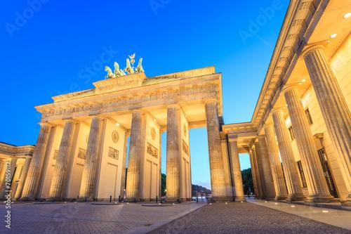 Berlin Brandenburg Gate, Germany Poster