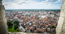 York Minster - View From Top