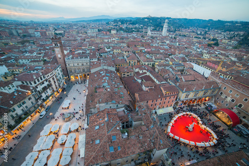 Valokuva  San Valentino a Verona, la città degli innamorati
