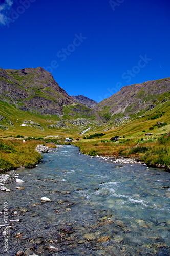 Papiers peints Alpes col de l'iseran-savoie