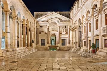 Dioklecijanova palača u Splitu