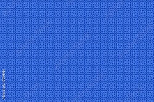 Keuken foto achterwand Leder Blue background