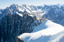 Mont Blanc Mountaineers