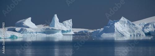 Foto op Plexiglas Antarctica Icebergs in Antarctica