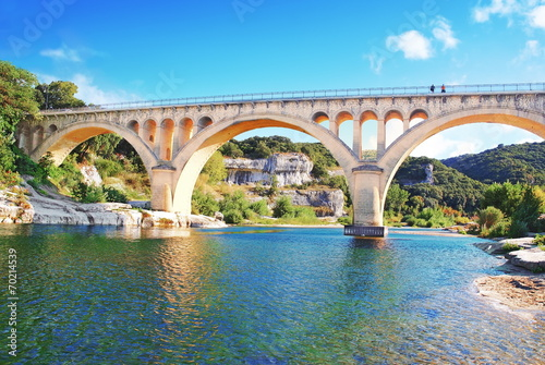 Most Collias nad Gardonem