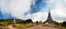 Doi Inthanon National Park In Chiang Mai, Thailand. Naphamethini