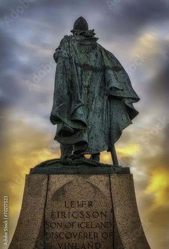 Fotografering  Leif Ericsson