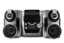 Compact Stereo System Cd And C...