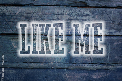 Photo  Like Me Concept
