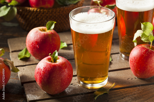 Fotografia Hard Apple Cider Ale