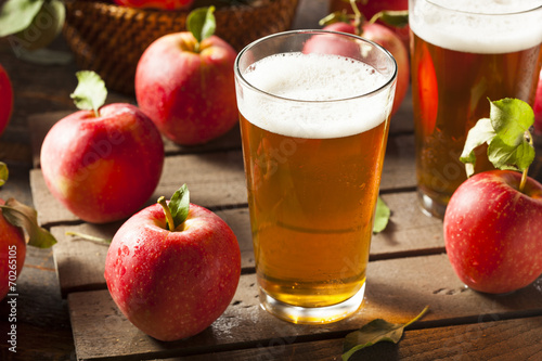 Hard Apple Cider Ale Wallpaper Mural
