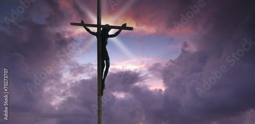 Fotografía  Jesucristo en la cruz