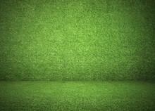 Green Grass  Wall