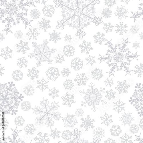bialy-wzor-w-sniezynki