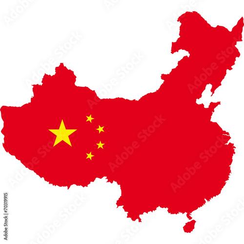 Fotografie, Obraz  china