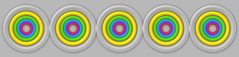 Naklejka3d Abstract Design