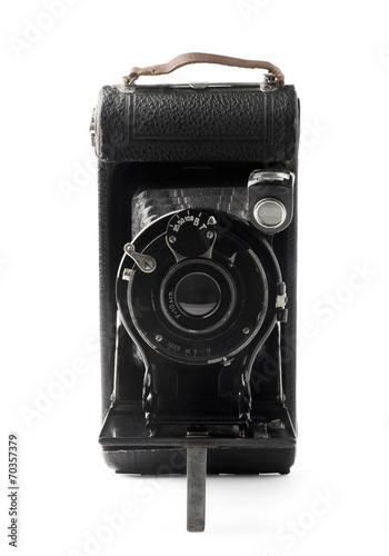 Fotografía Old bellows photo camera
