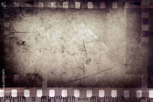 Film frame Wallpaper Mural