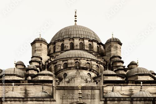 Fotografie, Obraz  Istanbul Moschee