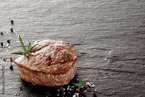 Fotomural Tender medallion of fillet or rump steak