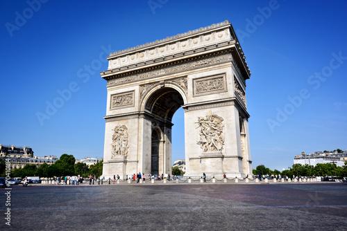 Papiers peints Paris Arc de Triomphe, Paris