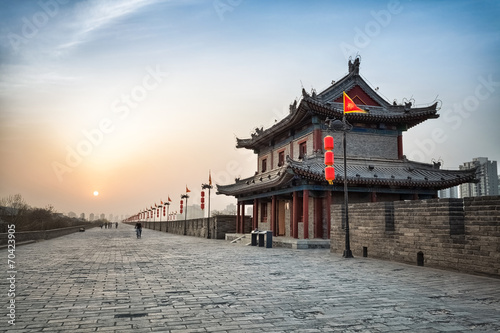 ancient city of xian