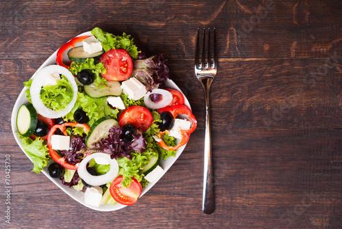 Fotografía  salad