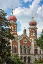 Great Synagogue, Plzen