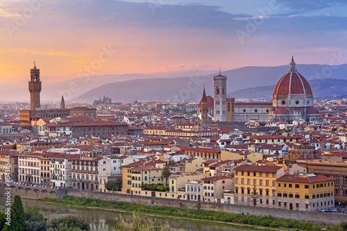Obraz Florencja - fototapety do salonu