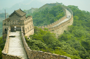 Fototapeta Orientalny Great Wall
