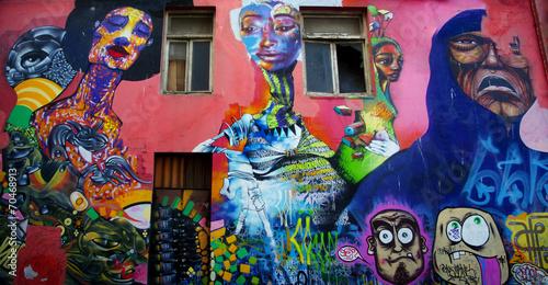 Papiers peints Graffiti graffiti