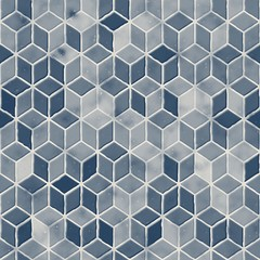 FototapetaRetro pattern. Seamless background.