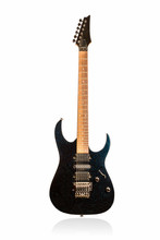 Beautiful Black Classic Electric Guitar
