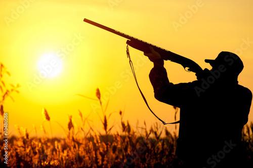 hunter Fototapet