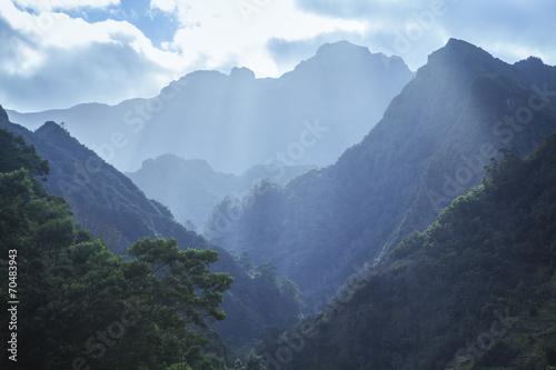 Berge Madeira