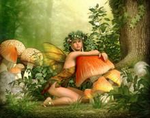 Enchanted Wood, 3d CG