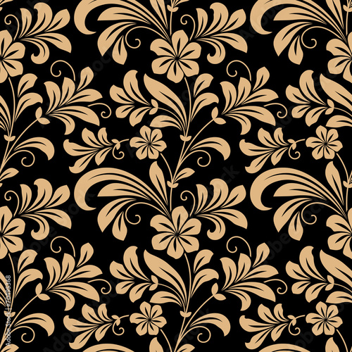 kwiecisty-bezszwowy-wzor-z-zlocistymi-kwiatami