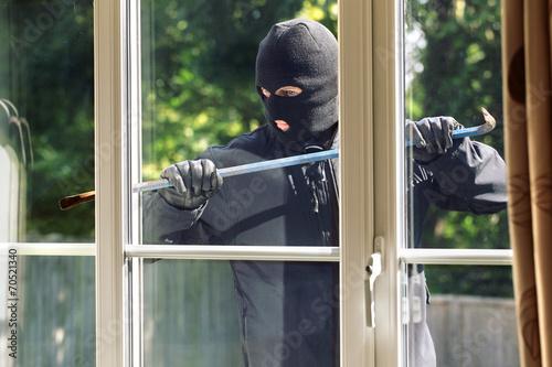 Fotomural  Burglary