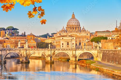 Zdjęcie XXL Katedra Świętego Piotra w Rzymie