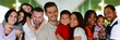 canvas print picture - Families