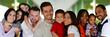 Leinwandbild Motiv Families
