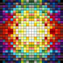 Colorful Pixels 4