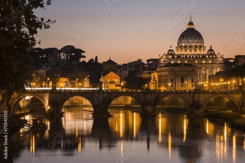 Poster Rome viva il rinascimento