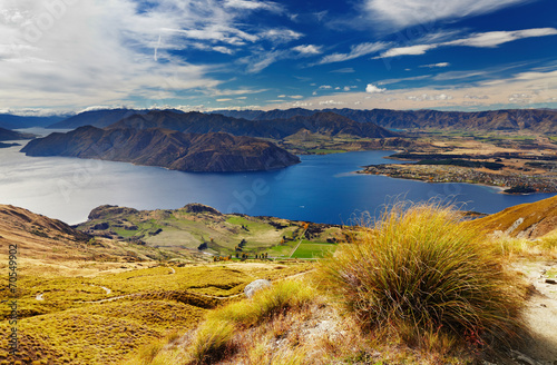 Poster Nouvelle Zélande Lake Wanaka, New Zealand