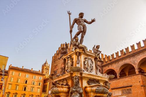 Bologna Italy Canvas