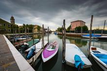 Colors Of Venetian Lagoon Islands, Mazzorbo .