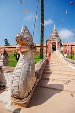 Wat Prathat Lampang Luang, Lampang, Thailand