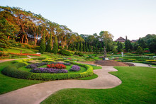 Garden Of Doi Tung Royal Villa...